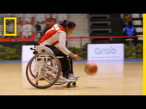 Cambodia's First Women's Wheelchair Basketball Team   National Geographic