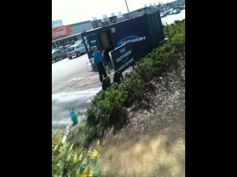 rotherham) crazy joe 'v' cosavo car wash in parkgate