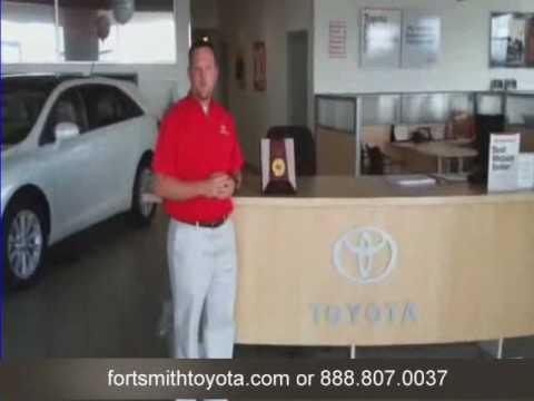 Toyota Dealers In Arkansas >> Toyota Dealer Toyota Fayetteville Ar Russellville Clarksville
