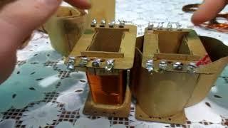 Как перемотать трасформатор ТС-180-2 для ЛБП 30V 5A