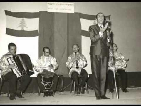 Armenian Song  Seropi Yerke  (Levon Katerjian).wmv