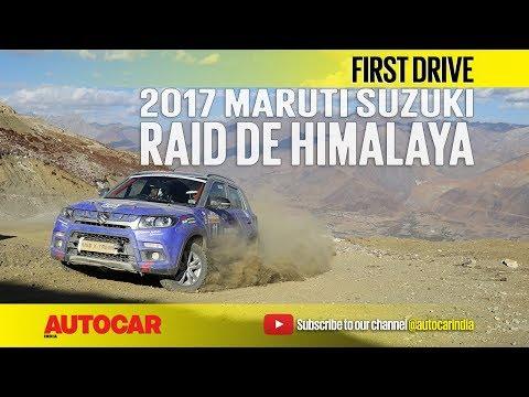 2017 Maruti Suzuki Raid de Himalaya | Sponsored Feature | Autocar India