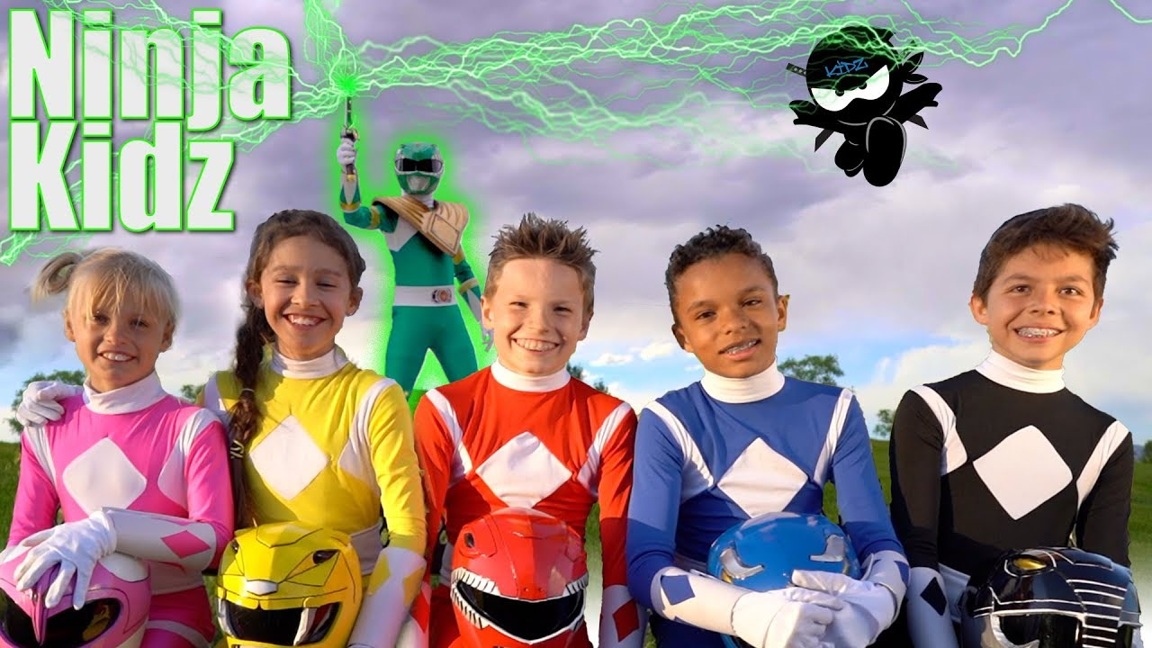 Download POWER RANGERS NINJA KIDZ! | Season 2