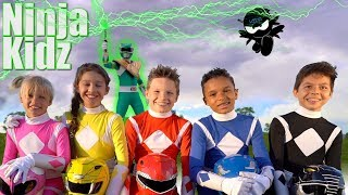 POWER RANGERS NINJA KIDZ! | Season 2 thumbnail