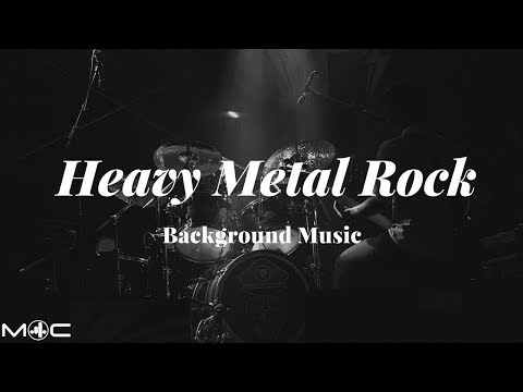 Heavy Metal Rock Background Music [M4C Release]
