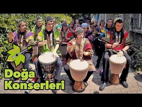 DOĞA İÇİN ÇAL | Bremen Mızıkacıları Perküsyon Grubu | Doğa Konserleri