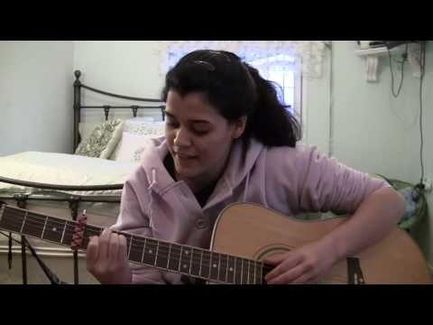 Valentine Kina Grannis cover (with chords & lyrics)
