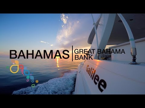 Our Great Bahama Bank Crossing in route to Florida ~ WebeYachting.com