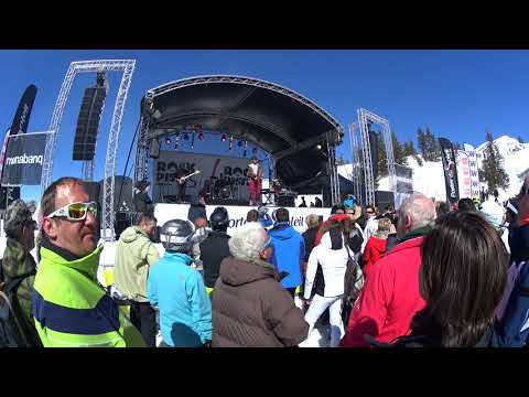 Oscar And The Wolf - SO REAL - NEW album INFINITY - live rock the pistes 2018 france
