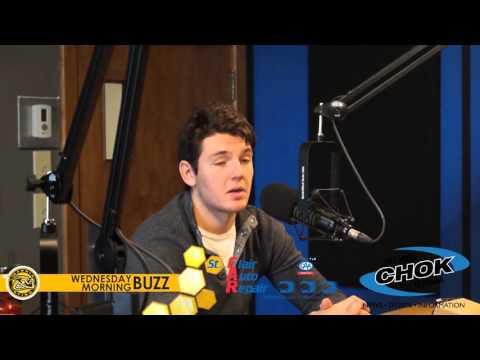 Wednesday Morning Buzz - Hayden Hodgson