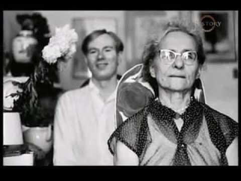 Энди Уорхол  Законченная Картина /  Andy Warhol   The Complete Picture 1 серия
