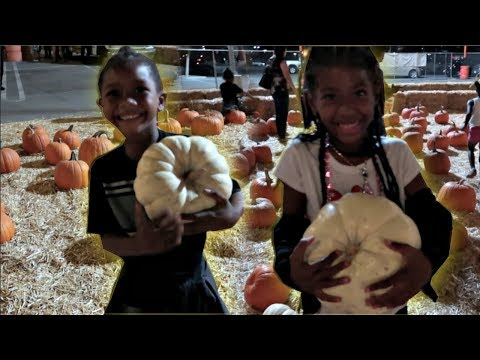 WE MADE IT TO THE PUMPKIN PATCH 🎃 !!! VLOG #5