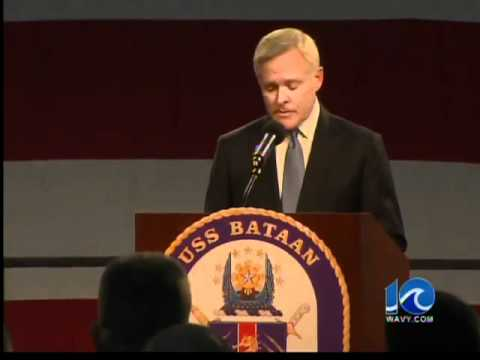 Navy Secretary unveils new initiative