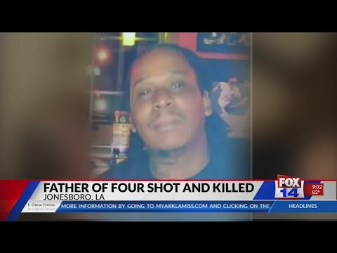 Jonesboro Father Shot And Killed