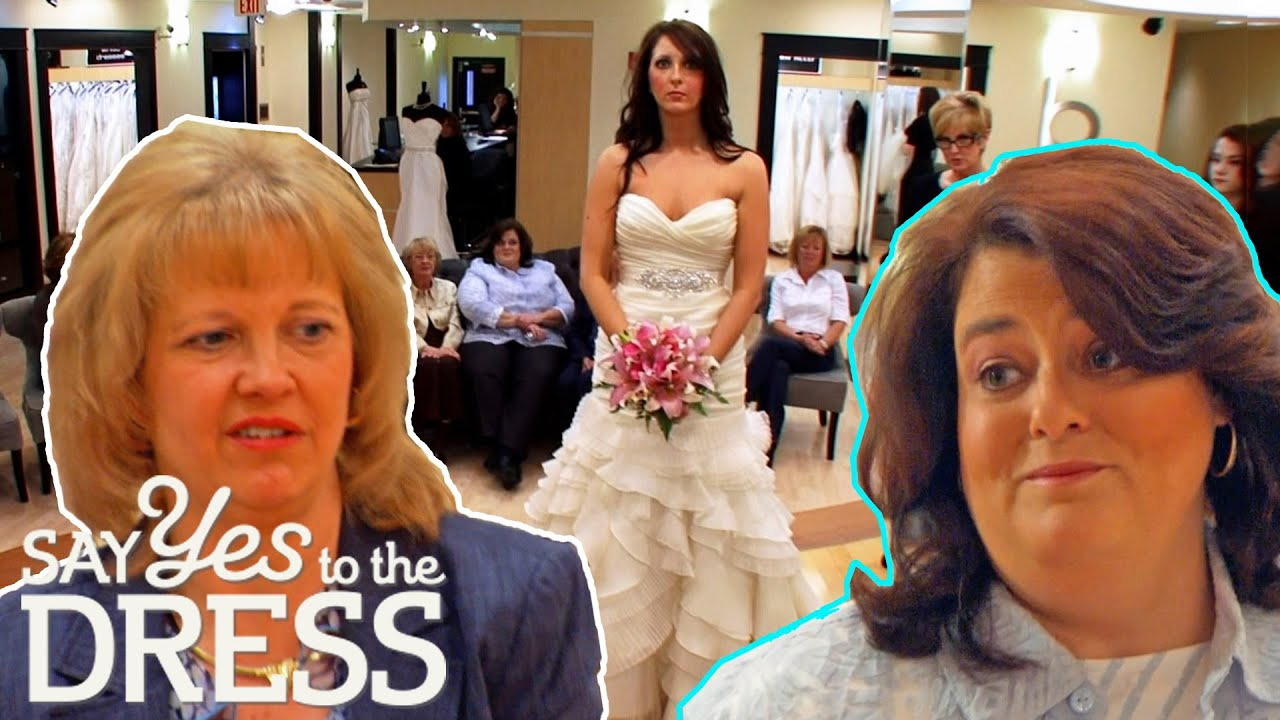 """Bride's Duelling Mums """"Acting Like Children"""" During Appointment 