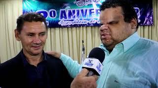 Assembleia de Deus Gran Ville em Morada Nova celebra aniversário de 02 anos - Clayton Queiroz.