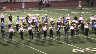 Mt. Carmel High School Band - Soulfinger 10-22-10