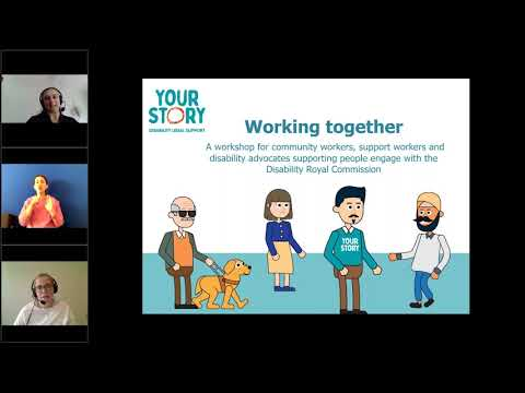 Working Together (with Your Story Disability Legal Support)