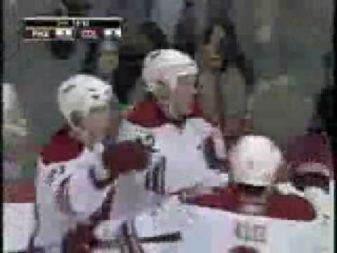 Olli Jokinen Goal # 11 12-23-08 Phoenix Coyotes @ Colorado Avalanche