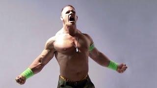 WWE 2K15 : John Cena en Couverture !