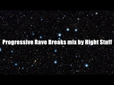 Progressive Rave Breaks