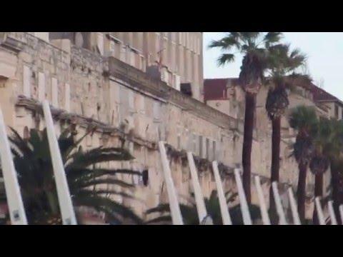 57 Croatia Travel, Split Riva street 1 크로아티아 스플리트 리바거리 1