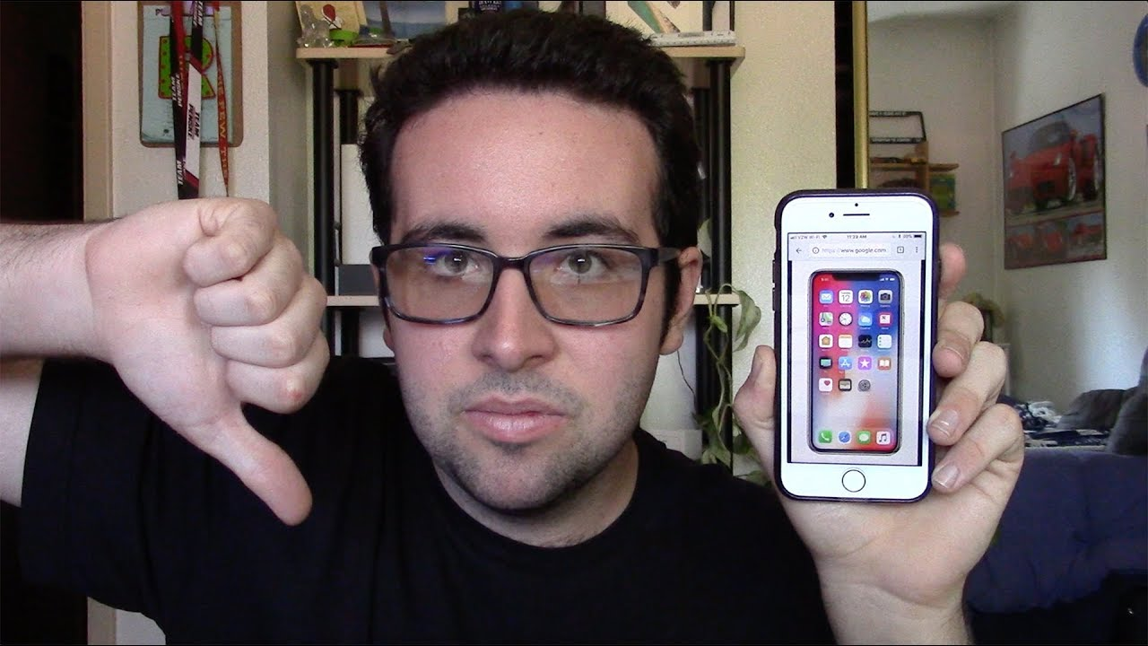 why does iphone suck why the iphone x iphone 8 impressions 7279