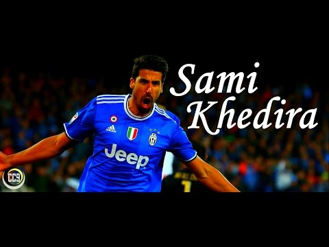 Sami Khedira 2016/17 - Goals, Skills & Assists - HD
