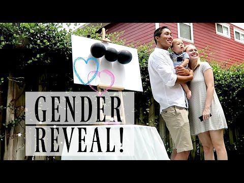 Thumbnail: BEST GENDER REVEAL! Surprise Paint Balloon Pop!