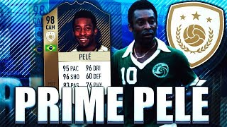 Video PRIME ICON PELE 98! IS HIGHEST RATED ICON THE BEST ICON? FIFA 18 ULTIMATE TEAM download MP3, 3GP, MP4, WEBM, AVI, FLV Juli 2018
