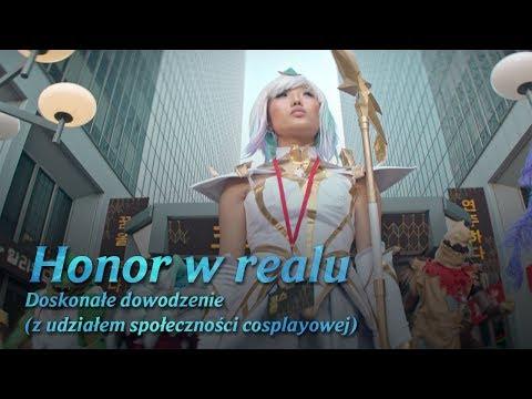 Doskonałe Dowodzenie (ft. Społeczność Cosplay) | Honor w realu — League of Legends