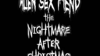 Alien sex fiend-Voodoo