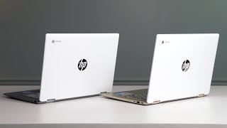 New HP Chromebook x360 Models Explained