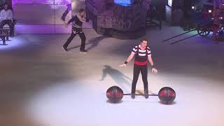 Прямая трансляция: Ледовое шоу «Кармен» на сцене СК «Юбилейного» в Петербурге
