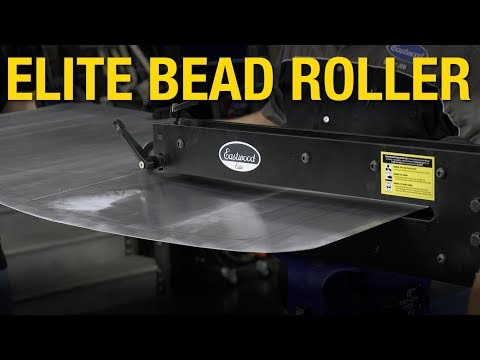 Floor Pans, Wheel Tubs, Truck Beds & Tailgates with the Elite Bead Roller from Eastwood.