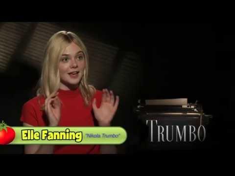 Trumbo Interview: Helen Mirren, John Goodman, Michael Stuhlbarg and Elle Fanning