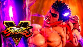 Street Fighter V: Arcade Edition - Official Kage Reveal Trailer