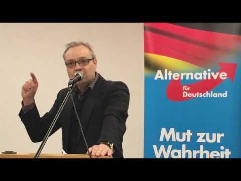 Marc Bernhard, Bundestagskandidat Asyl, Sicherheit, Familie, Schule