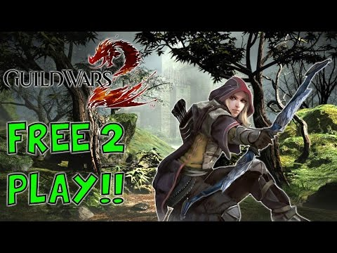 Guild Wars 2 – Gameplay ITA – Il capolavoro, ora Free 2 Play!!