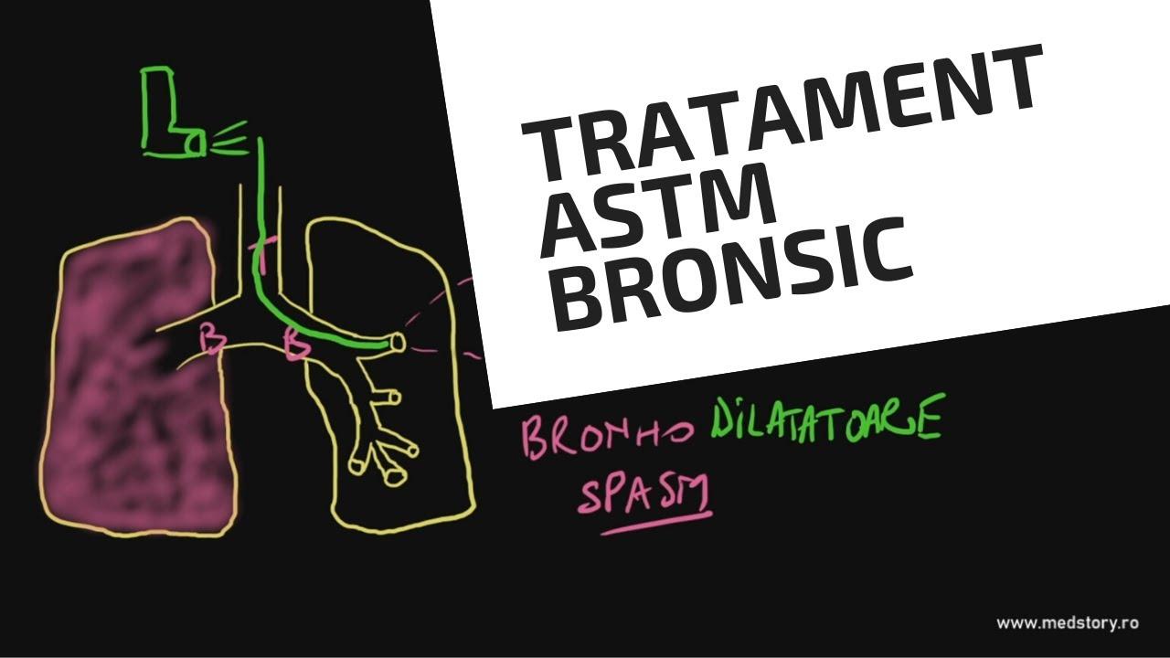 tratamentul astmului și al nematozilor