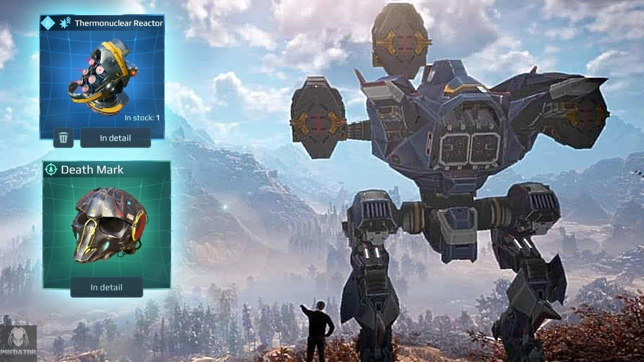 Killer Haechi Still Deadly In Champion League - Godlike Destruction | War Robots