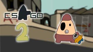 CS:GO Animation (Анимация) #2: '