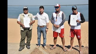 Testimonio de los héroes que salvaron vidas en el rio Paraná