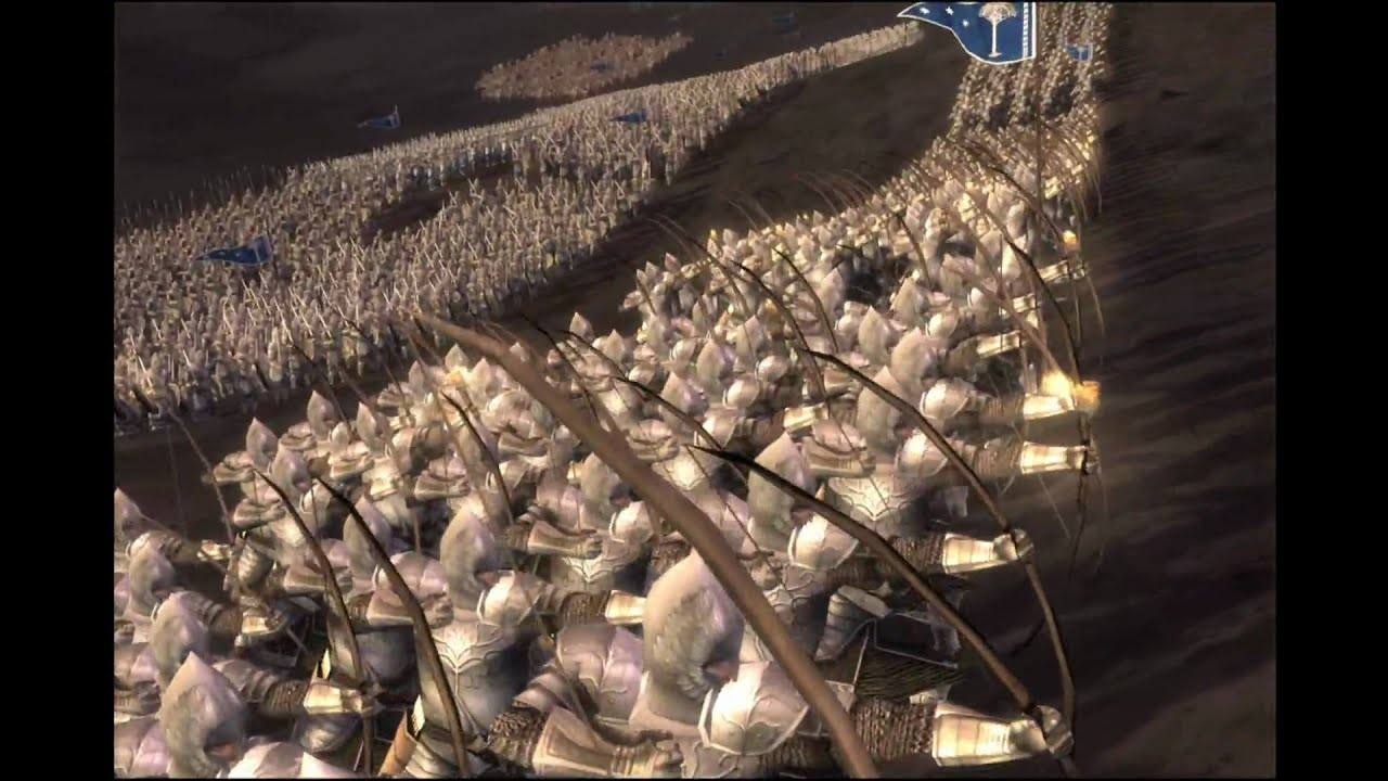 The Lord Of The Rings Third Age Total War