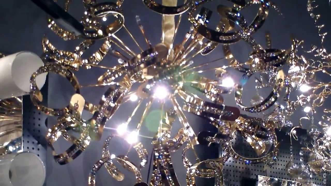ميراج للنجف وديكورات الاضاءة Miraje Decorative Lighting  Youtube