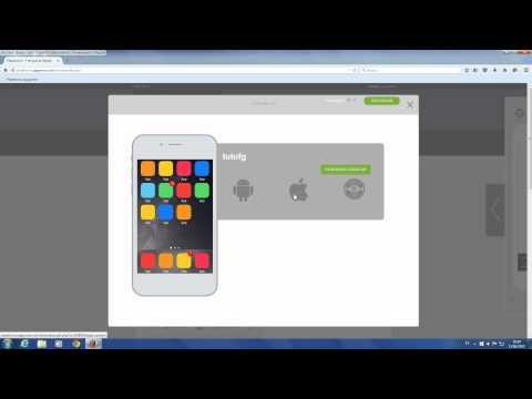 crear app android y iphone gratis facil