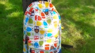 Найди свой рюкзак.  Видеообзор наших рюкзаков. 7 разных моделей