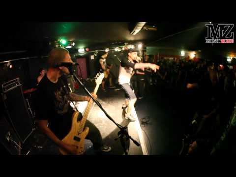 First Blood - Execution (bigpart) (live @ Innocent. Hengelo) 2010-08-05