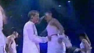 Backstreet Boys That's The Way I Like It (Live) ITM Tour
