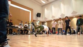 町田バトルVOL2 CLASSIC FIVE VS アースティックサイド 準決勝 アーステ...